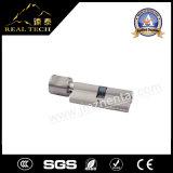 Cilindro d'ottone d'ottone della serratura della serratura di cilindro di alta obbligazione di stile europeo