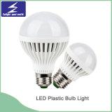 lumière d'ampoule en plastique de 3W 220V DEL