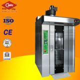 Rotary Four (16Tray, modèle de gaz, CE, ISO9001) / grille du four / four à gaz