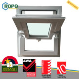 UPVC anti-vieillissement double Windows glacé et portes