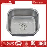 "bassin simple de barre de cuvette de l'acier inoxydable 17 "" X15 "" avec la conformité de Cupc"