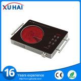 Cocina de la inducción y aplicación de cocina infrarroja de cerámica de la estufa del calentador