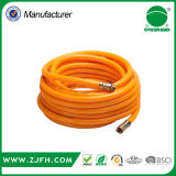 Gelber landwirtschaftlicher PVC-Spray-Schlauch PVC-Hochdruckkorea