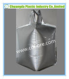 Grande sacchetto enorme del contenitore tessuto pp con la fodera all'interno