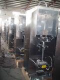 Vertikales flüssiges Verpackungsmaschine-Quetschkissen-Verpackmaschine für kleine Fabrik