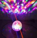 セリウムRoHSが付いている3W Rotating Table RGB LED Lamp