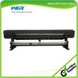 Высокое разрешение 3.2m принтер PVC 2 печатающая головка PCS Dx7