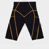 ショートパンツを細くする日本男女兼用の伸縮性があるスポーツ