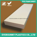 Lamiera sottile della gomma piuma del PVC della lamiera sottile della plastica dell'incisione di taglio di CNC