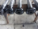 Desgaste durable - manguera de cerámica resistente de la explotación minera con la calidad fina, flexibilidad del doblez del radio