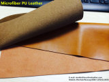 Microfiber Pu Synthetic Leather voor Shoes, Handbags (HS640)