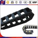 Пластичная Longlife изготовленный на заказ несущая цепного кабеля сопротивления