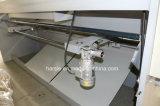 Широко похваленная машина CNC гидровлической гильотины тавра QC11k Harsle режа
