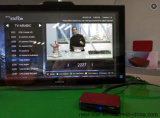 Самая лучшая коробка Потребител-Приспособления IPTV/Ott Android TV с свободно TV в реальном маштабе времени