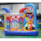Clown Inflatable Bouncer 또는 Children의 Park Bouncer