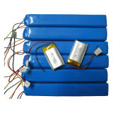 Nachfüllbarer Li-Polymer 11.1V Battery für medizinisches Gerät (2200mAh)