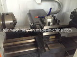Alta herramienta del torno del CNC de la rigidez, CNC de la máquina del torno, torno horizontal