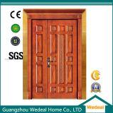Конструкция деревянной двери новая для интерьера с высоким качеством (WDP3008)