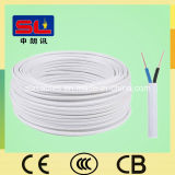 450/750V Round PVC Wire 2X1.5mm2 Ydy Electrical Cable