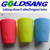 2015 copos coloridos de /Tea da caneca do dente do copo do silicone