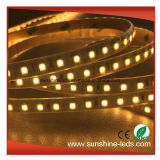 El color blanco caliente 24V 600LED SMD3528 LED Strip