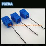 Las pequeñas herramientas micro del taladro HRC55 cubrieron para la madera