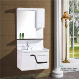 PVC Bathroom Vanity di New Design Floor Standing di alta qualità con Mirror