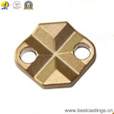 ForgingのOEM Custom Brass Machinery Parts