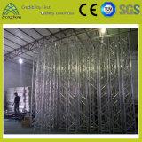 アルミニウムトラスシステム設計の段階の照明トラス