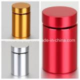 Het Afstand houden van het Teken van de Vertoning van het aluminium (Grootte 15*20mm)