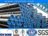 Tubo de acero inconsútil del carbón SAE1045