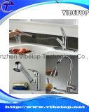 Латунно определите Faucet ручки для кухни и ванной комнаты