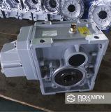 Boîte de vitesse hypoïde/réducteur de bonne série du rendement Nmrv/Km