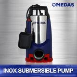 Bomba submergível limpa/suja da combinação de escorvamento automático do aço inoxidável