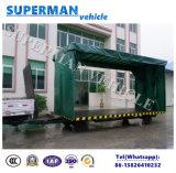 rimorchio pieno dell'elemento portante della barra di traino di trasporto dei bagagli 15t e di carico