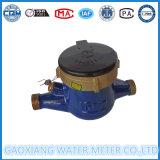 Contadores del agua domésticos de la clase B del Multi-Jet Dn15-Dn40