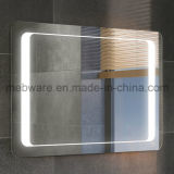 LED Bathroom Mirror con Light