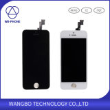 Affichage à cristaux liquides d'étalage de rechange pour le convertisseur analogique/numérique d'écran tactile LCD de l'iPhone 5c