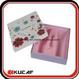 Empacotamento colorido de papel feito sob encomenda da caixa de cartão