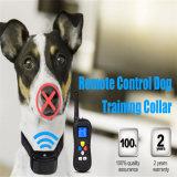 Parada alejada sin hilos del control del perro del LCD que raspa el entrenamiento del collar de perro de la descarga eléctrica del indicador digital