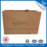 高品質のマットによって薄板にされるペーパーショッピングのための袋を手搬送