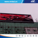 P10mm Outdoor Full Color는 Advertizing Billboard를 위한 LED Display Series를 정지한다 Casting