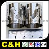 Precisión del CNC del eje del OEM 5 alta que trabaja a máquina piezas micro del acero inoxidable