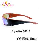La qualité de mode polarisée folâtre des lunettes de soleil avec 400 UV (91010)