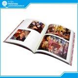 Serviço do OEM da impressão do compartimento do catálogo do livro