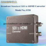 Tamaño de bolsillo Mini Sdi a HDMI Converter