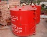 Alta capacidad Jq500 eléctrico vertical Paddle mezclador de concreto Blender