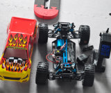 1:10 all'ingrosso Electric RC Trucks di Hsp 94111 con Brushless