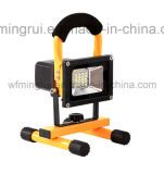 セリウムSAAとの10W-50W SMD/COB LED Rechargeable及びPortable& Waterproof Flood Light/LED Working Light/LED Emergency Light