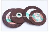 Пластичный диск точильщика угла абразивного диска меля для экспорта
